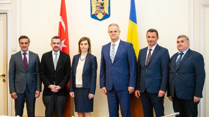 Hasan Yildirim Enver Unver and Romanian Ministry of Internal Affairs