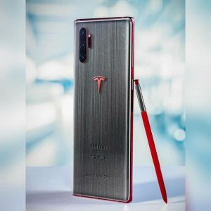 Galaxy Note Tesla Edition