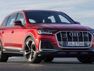 Yeni Audi Q7