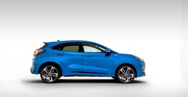Yeni Ford Puma Crossover