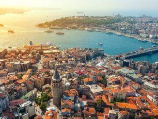 traffic density decreased in Istanbul