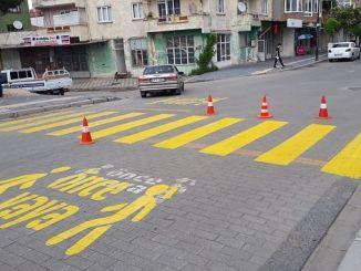 pedestrian application on soma roads