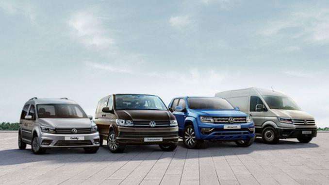 Zero interest opportunity in Volkswagen Commercial Vehicle models