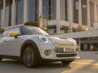 Esimene elektriline Mini Cooper tutvustati Frankfurdis