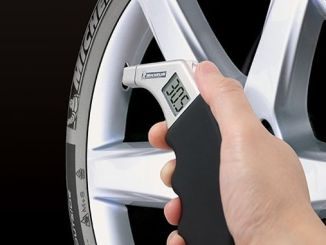 What should be your tire pressure