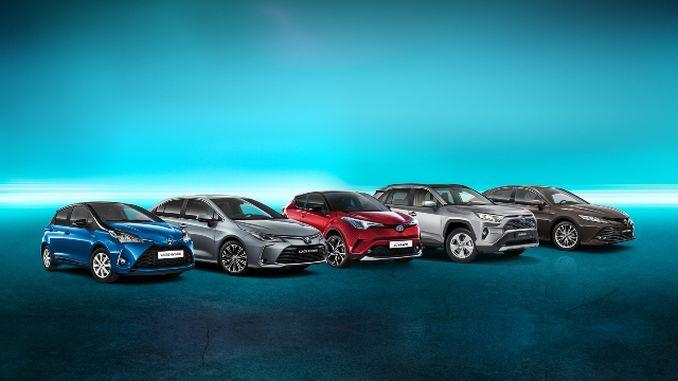 Los autos híbridos de Toyota pasan 14 Million