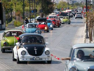 classic cars in antaly city tour