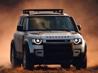 new land rover defender unveiled at frankfurt auto show