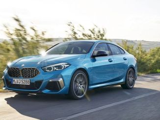BMW series gran coupe 2 2020 in April turkiyede
