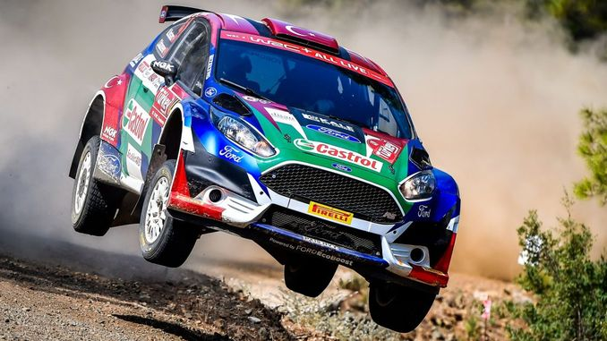 KoCaeLi ready to turkey rally championship