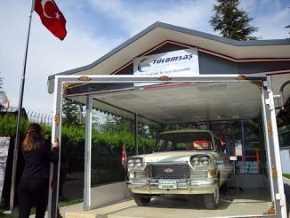 turkiyenin first indigenous car at the age of revolution