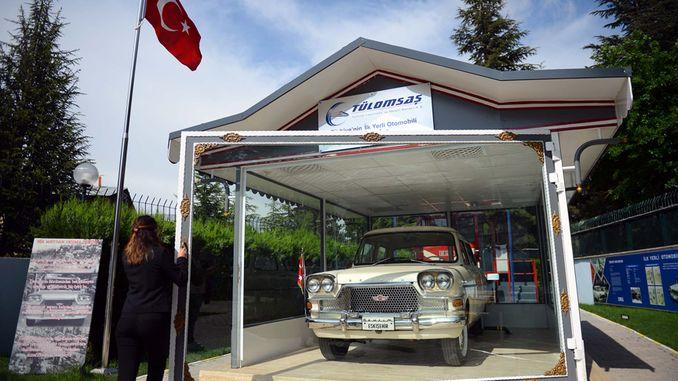 turkiyenin first indigenous car at the age of revolution