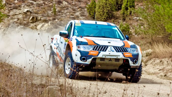 Offroad Challenge Sinopa Moves