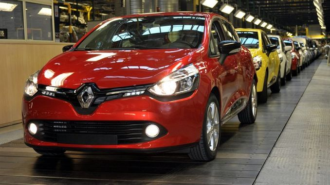 oyak renault electric vehicle production