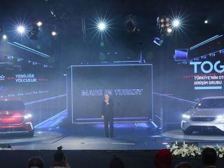 president erdogan ordered top ten for domestic automobile togg