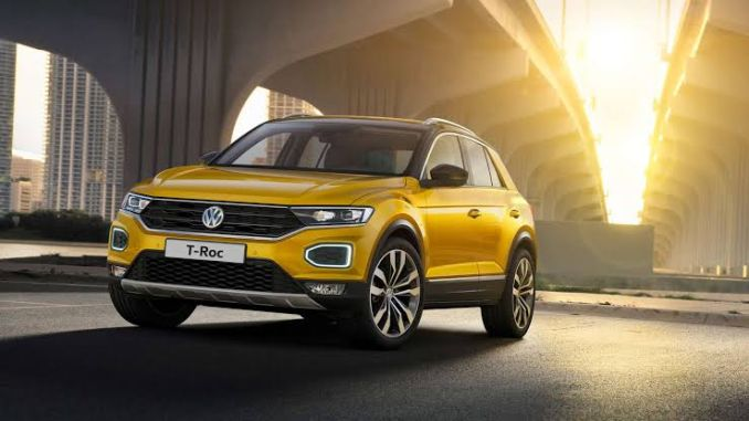 Volkswagen T Roc Specifications And Price