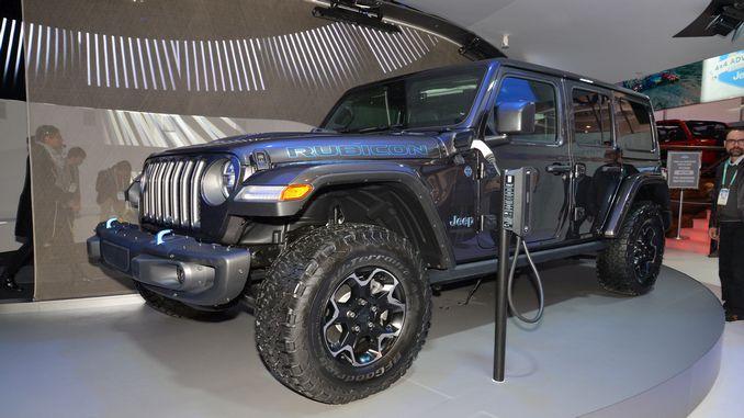 jeep ces de elektrikli modelini sergiledi