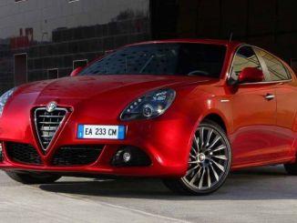 Kas Alfa Romeo Giulietta tootmine on peatatud