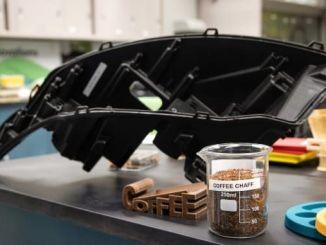 Автомобилните части ще се произвеждат от кафените зърна