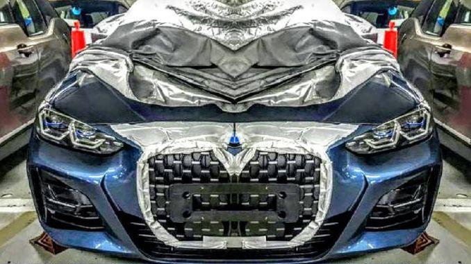 BMW Serisi Fotoğrafları Sızdı