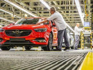 Opeli Torbalı tehasest saab varuosade jaotuskeskus