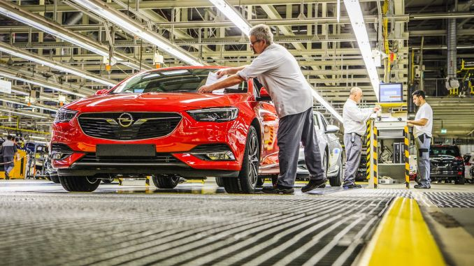 Opel's Torbali Factory Becomes Spare Parts Distribution Center