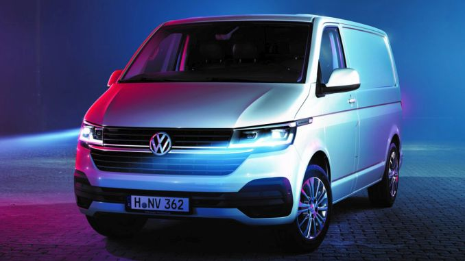 The Volkswagen Transporter commercial model will be produced in Turkey