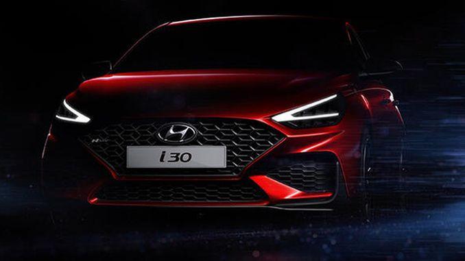 New Hyundai i30 to be introduced in Geneva