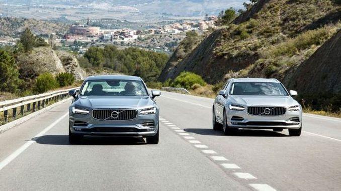 Jaunais Volvo S pārsteidz ar drošības funkcijām