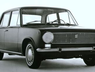 Fiat 124 History (Murat 124)