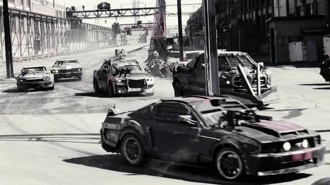 lüm Yarışı Death Race