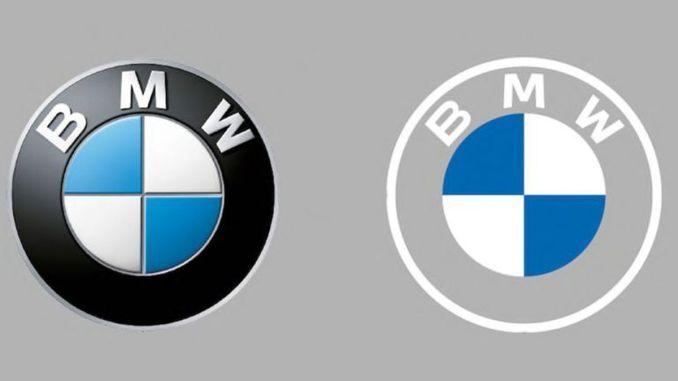Bmw Logo Has Changed