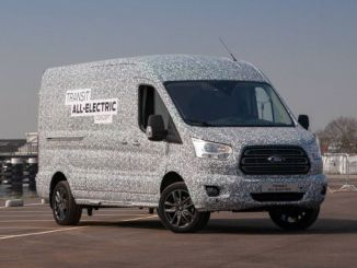 Electric Ford Transit is Coming