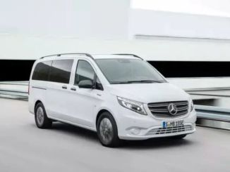 Mercedes Benz Electric Vito