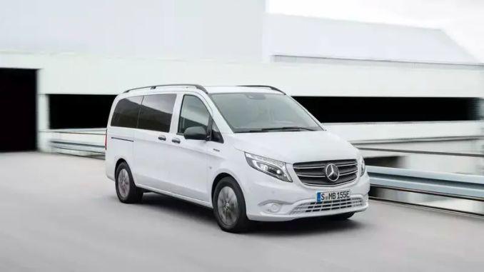 Mercedes Benz Electric Vito