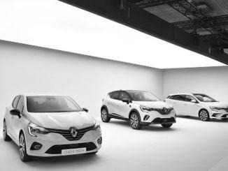 Renaultun yeni hibrit Teknolojisi