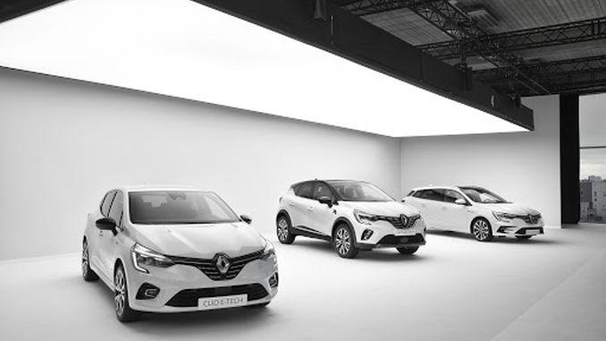 Renault's new hybrid Technology