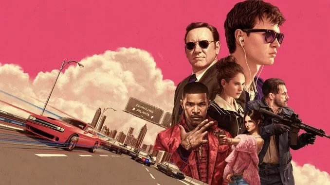 Full Gas Baby Driver
