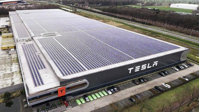 Tesla Recalls Its Employees