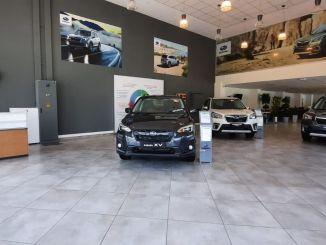 Arkas Subaru