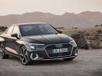 Audi New A3 Sedan