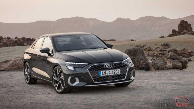 Audi Yeni A3 Sedan