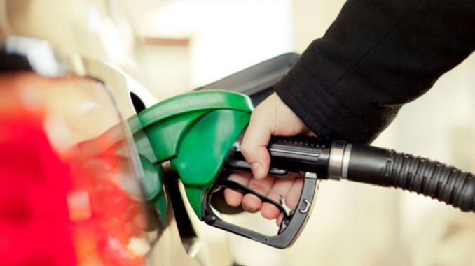 Gasoline Prices Discounted