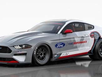Electric Ford Mustang Cobra