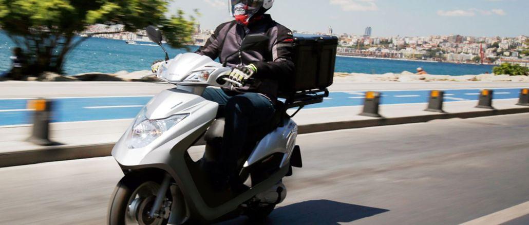 Honda'dan Motosikletli Kuryeler İçin Korona Virüsü Desteği