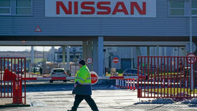 Nissan Prepares to Open UK and Spain Factories