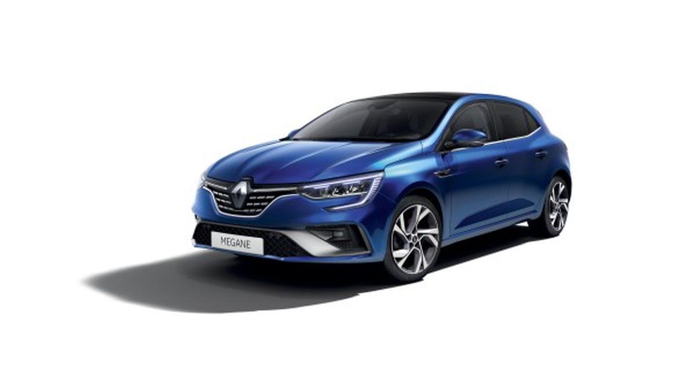 Renault Megane el