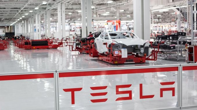 Tesla Employee Corona Virus Released