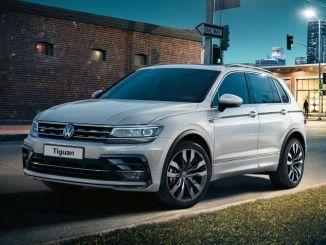 Volkswagen Tiguan milyon'dan Fazla Üretildi