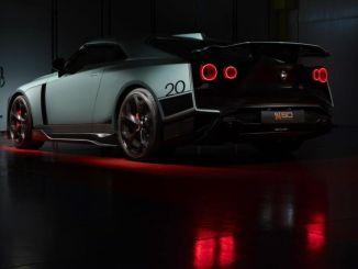 50. Yıla Özel Nissan GTR